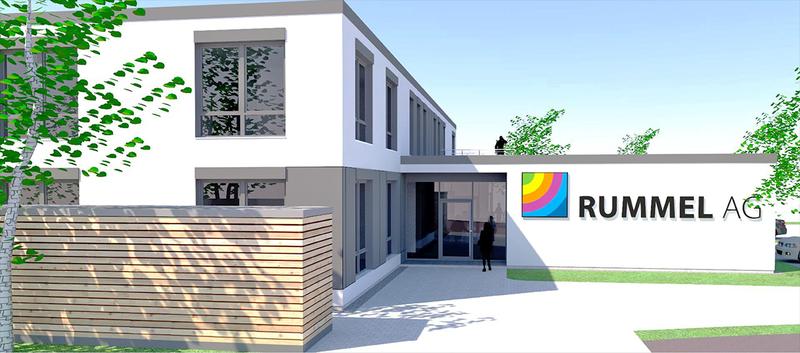 Wir investieren in ein modernes klimaneutrales Gebäude/ Umzug 5/2020