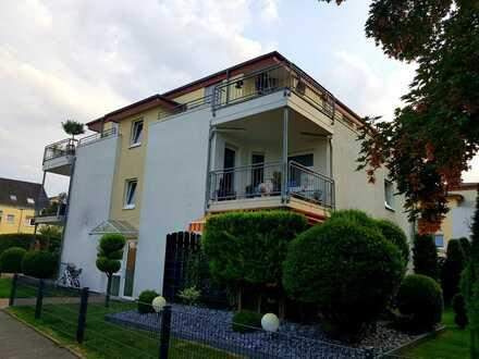 schickes Penthouse mit großer Dachterrasse in Bielefeld-Sudbrack