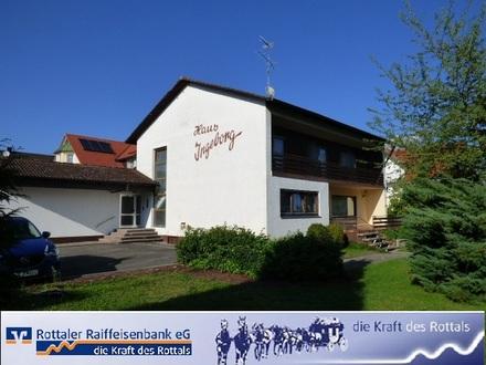 Zweifamilienhaus in Würding mit vielen Möglichkeiten