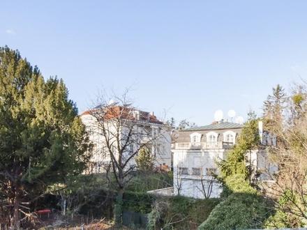 3919 - Nähe Türkenschanzpark-Terrassenmietwohnung