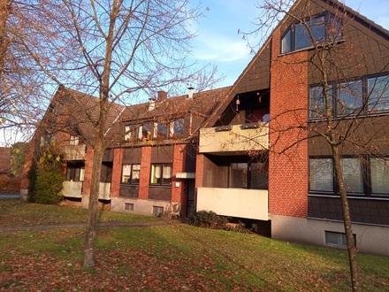 Münster, Borkumweg, 2 ZKB, 55m², möbliert, befr. v. 01.12.2019 bis 30.06.2021