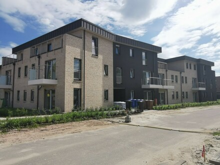 5839- ERSTBEZUG! Modern und zentral gelegene 2-Zimmerwohnung mit Einbauküche in Westerstede!