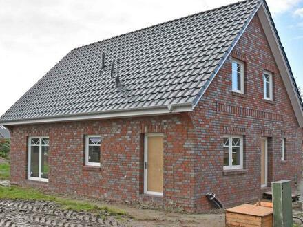 Neubau-Haushälfte mit 137 m² Wohnfläche in zentraler Lage von Timmel
