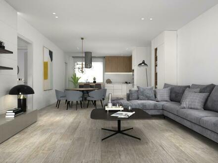 Hochwertige Maisonette Wohnung mit Weitblick