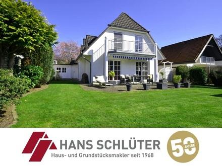 Oberneuland - Freistehendes Einfamilienhaus in TOP-Zustand mit Weitlick!!!