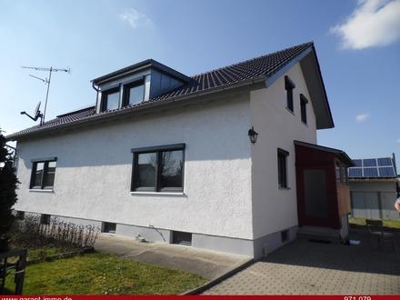 *Einfamilienhaus in Erkheim!*