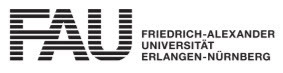 FAU Friedrich-Alexander Universität Erlangen-Nürnberg