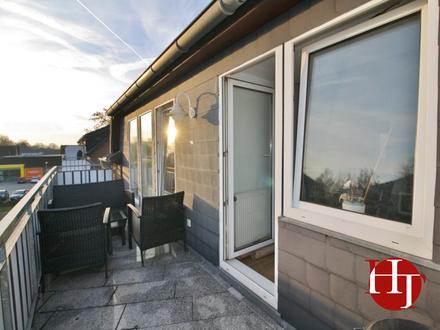 Helle 3-Zimmer-Dachgeschosswohnung in Delmenhorst-Heidkrug