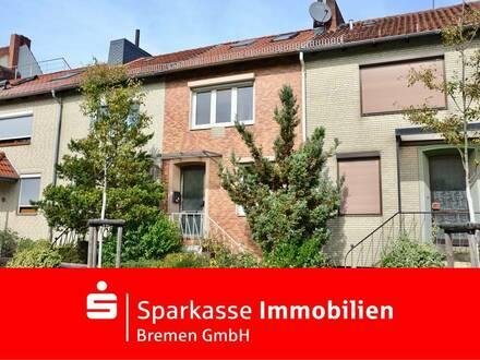 Gemütliches Reihenmittelhaus in zentraler Lage Bremen-Hastedts