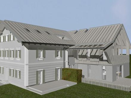 MOOSSTRASSE: lichtdurchflutete 3-Zimmer-Wohnung mit Galerie - TOP 5; Erstbezug; PROVISIONSFREI