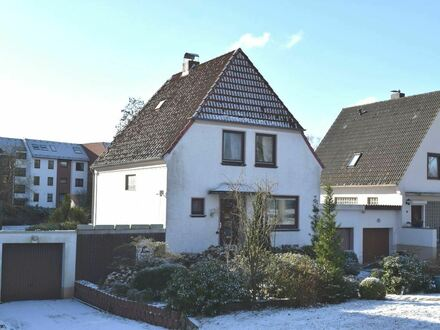 Einfamilienhaus mit großem Garten in ruhiger Lage von Bremen-Mittelshuchting