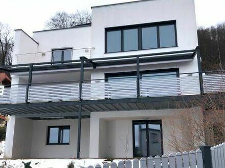 Haus am Ostufer des Traunsee