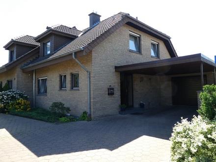 RESERVIERT! Doppelhaushälfte mit Garage und Vollkeller in beliebter Lage von Wiedenbrück