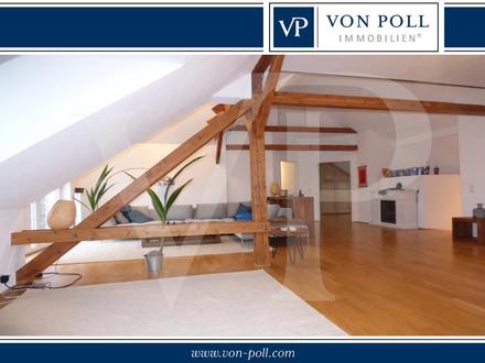 Stylische 3-Zimmer Dachgeschoss-Wohnung