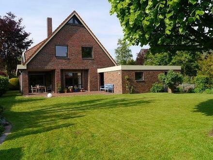 Hochwertiges Einfamilienhaus in Jever in bevorzugter Wohnlage