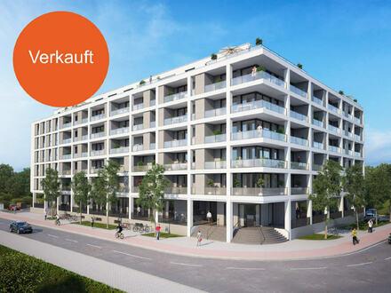 TT Immobilien bietet Ihnen: 3-Zimmer-Neubauwohnung im 3. OG mit Blick auf den Banter See und den Jadebusen!