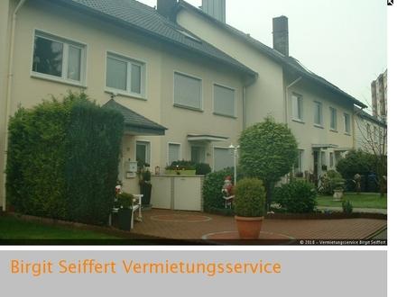 Geräumiges 1-Familienreihenhaus in stadtnaher Wohnlage