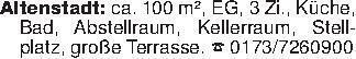 Altenstadt: ca. 100 m², EG, 3...
