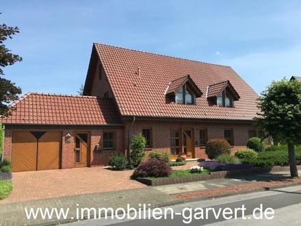 Freistehendes Einfamilienhaus mit Garten und Garage in Südlohn-Oeding