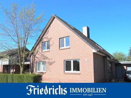 Modernisiertes und ansprechendes Einfamilienhaus zum Wohlfühlen in Oldenburg – Ofenerdiek