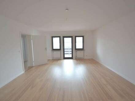 Top-Lage von Mannheim, sanierte Wohnung mit großem Balkon
