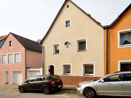 Kleines, schnuckliges Stadthaus in Sulzbach-Rosenberg