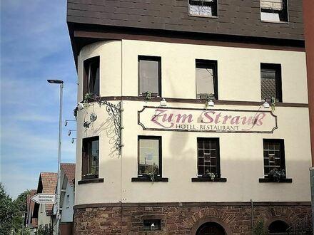 Voll ausgestattetes Hotel & Gaststätte in Ettlingen