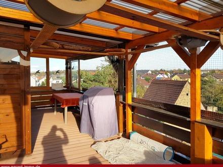 Traumhafter Ausblick mit riesiger Dachterrasse zum Greifen nah!