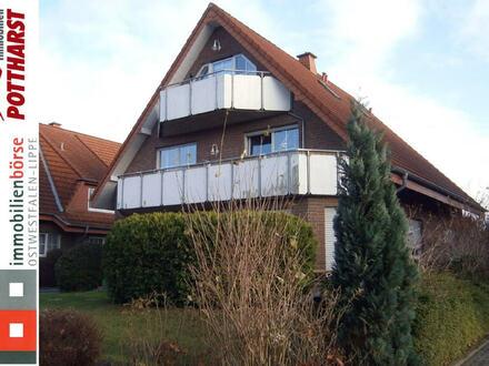 Gut geschnittene 3-Zimmerwohnung mit Balkon