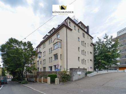 Einmaliges Angebot: 4-Zimmer-Eigentumswohnung in zentraler Lage von Stuttgart