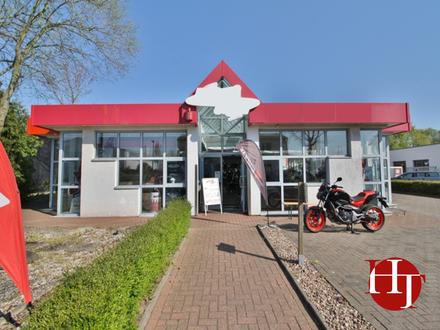 Moderne und großzügige Verkaufsfläche im Gewerbegebiet Habenhausen!