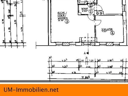 5,57 % Rendite - zentral gelegene 3 Zimmer Wohnung in Gars mit Gartenanteil