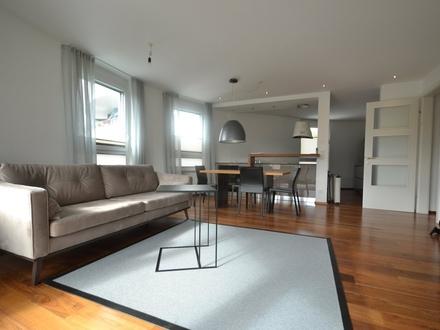 THUMEGG | Neuwertige 3-Zimmerwohnung mit besten Aussichten