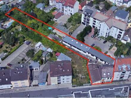 103.200 EUR/Jahr Netto-Mieteinnehme! Ein vermietetes Anwesen in Ludwigshafen am Rhein