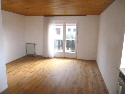 3-Zimmer-Wohnung mit Südbalkon in Burgberg