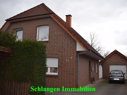 Objekt Nr: 00/684 Großzügiges Einfamilienhaus mit Garage und Geräteraum in Barßel