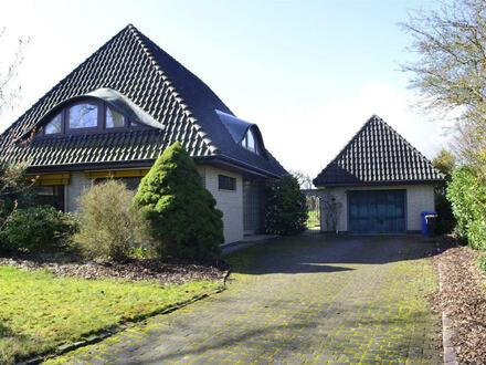 Grandioses Einfamilienhaus, inklusive Garage, in Scharmbeckstotel mit wunderschöner Aussicht auf den Stoteler Wald