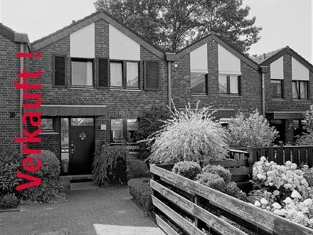 Modernisierungsbedürftiges Reihenmittelhaus mit Teilkeller in zentraler und gefragter Wohnlage