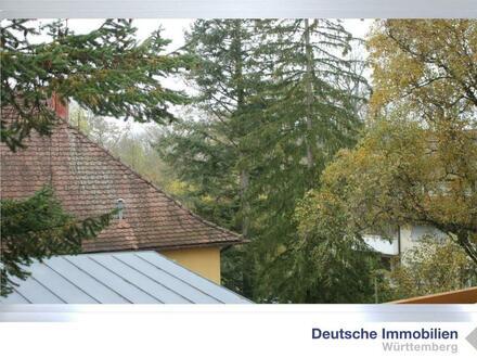 3-Zimmer-DG-Wohnung mit Balkon und TG-Stellplatz in Stuttgart-Sonnenberg