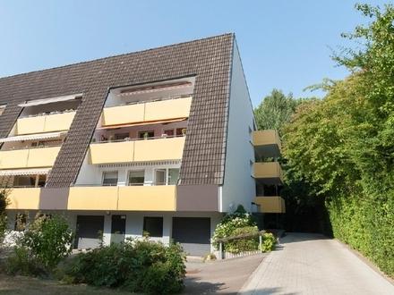 Modern ausgestattete 2-Zimmer-Wohnung mit Südbalkon