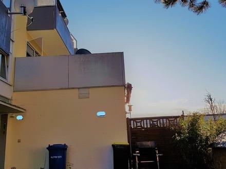 Attraktive 2 Zimmer-Wohnung mit großem Balkon