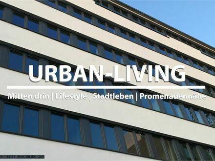 MS-City: Moderne Eleganz: Die Stadtwohnung im Herzen von Münster