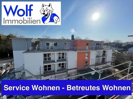 ~~ Service Wohnen -- Betreutes Wohnen im Alter -- Penthouse Charakter ~~