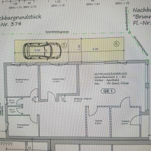 Büro / Schulungsräume /Cafe / Laden / Eisdiele in 97523 Schwanfeld zwischen Würzburg und Schweinfurt