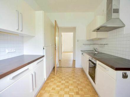 Klagenfurt West - St. Martin: 96 m² Wohnung (3 Schlafräume) in der Brahmsgasse mit Terrasse im EG