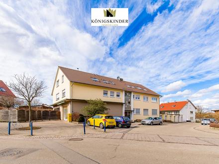 Provisionsfrei: Gemütliche Souterrain-Wohnung mit 2 Zimmern in ruhiger Lage von Aichwald