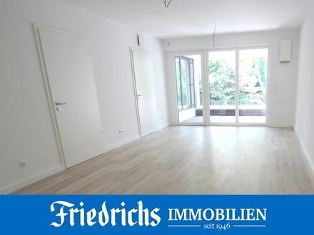 Wohnen in der Residenz Marienhude - barrierefreie 2-Zimmer-Wohnung inkl. Loggia & Parkblick