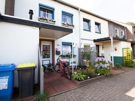 Schönes Reihenmittelhaus mit tollem Garten zu vermieten!