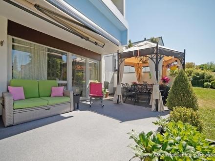 !! Elegante und sonnige Terrassenwohnung wartet auf Sie!! Moosach/Nähe Neuhausen-Nymphenburg!!