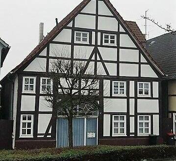 Kapitalanlage! Historisches Fachwerkhaus im Herzen von Bad Münder